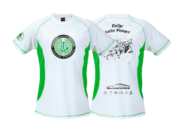 Camiseta RVP 2017